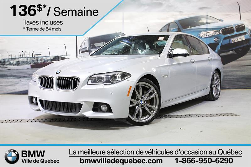 BMW 535i Xdrive 2016 #U5332