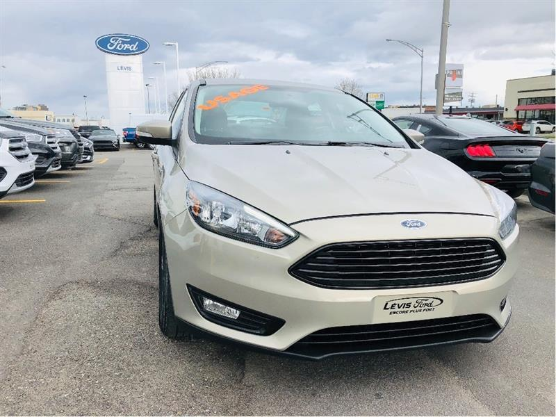 Ford FOCUS 2016 SE #11370F