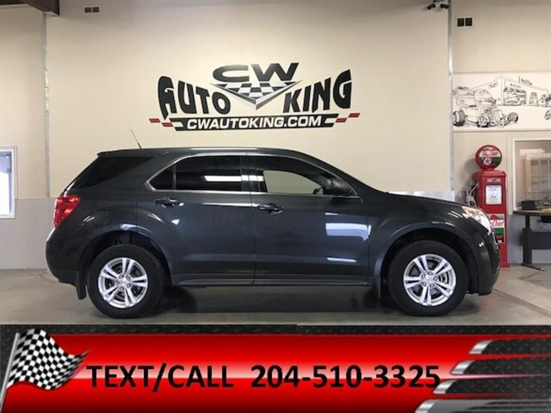2012 Chevrolet Equinox LS/Low Kms/1-Owner/0-Accidents/Local #20042421