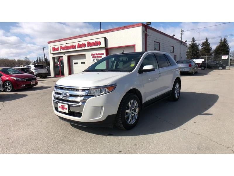 2013 Ford EDGE Limited #5518