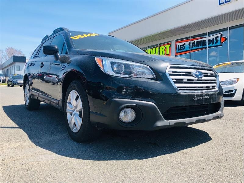 Subaru Outback 2016 2.5i #15933a