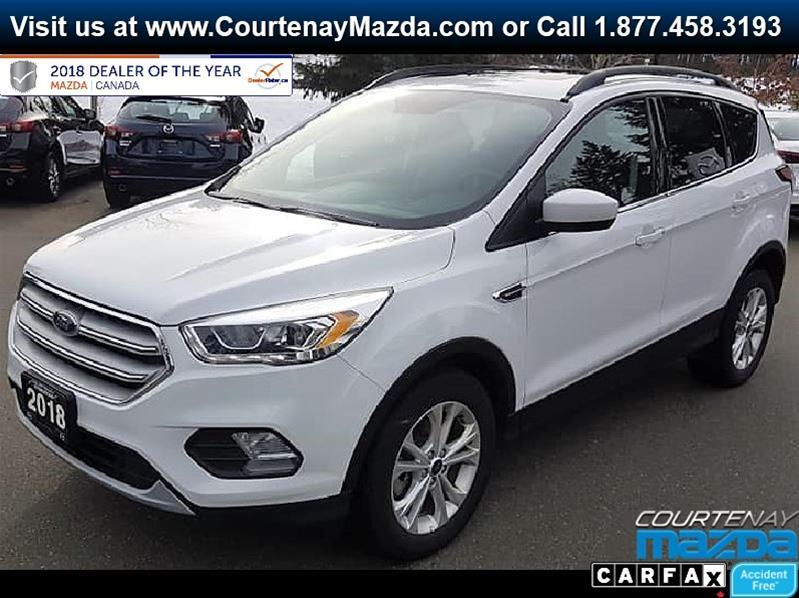 2018 Ford Escape SEL - 4WD  #P4805