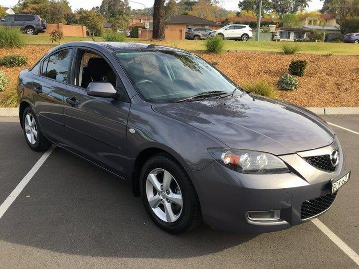Mazda Mazda3 2008 ***1-2-3-4 CHANCES CREDIT* #ECHANGE1211