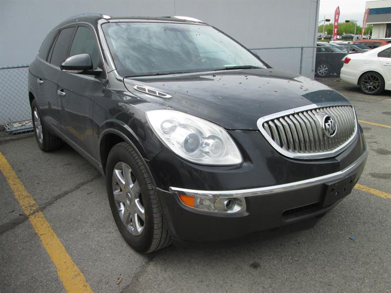 2010 Buick Enclave CXL2 AWD #9-0504