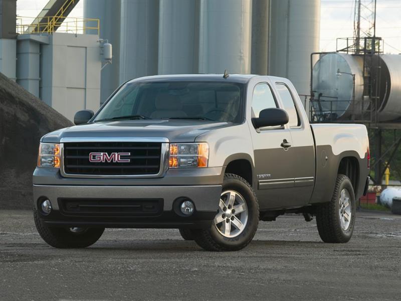 2007 GMC Sierra 1500 All-New SLT #P450