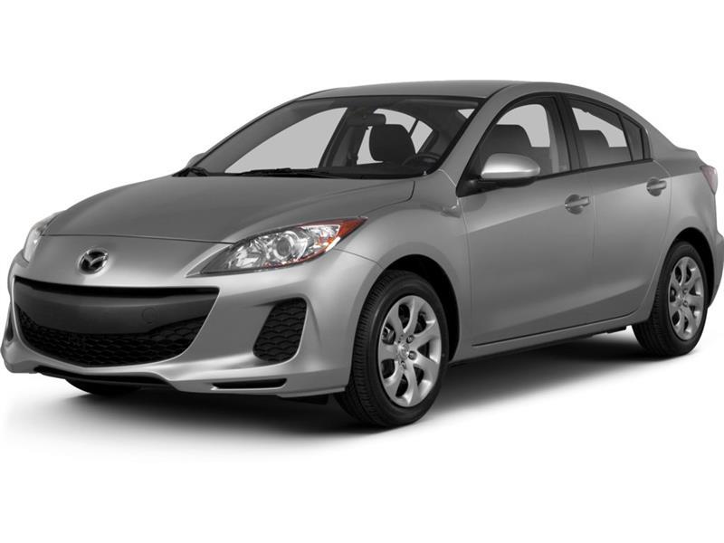 2013 Mazda 3 GX #P478