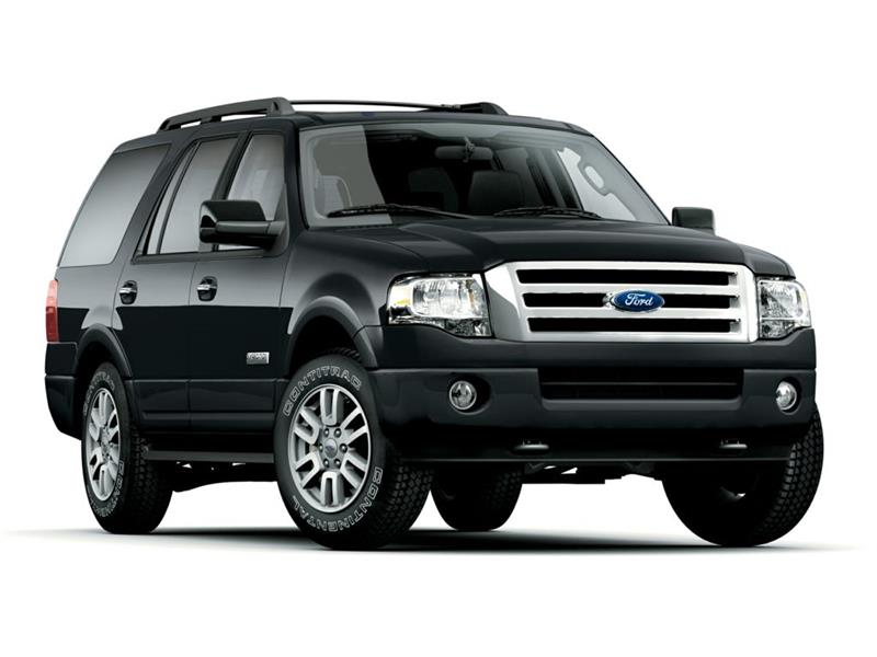 2007 Ford Expedition Limited #P470
