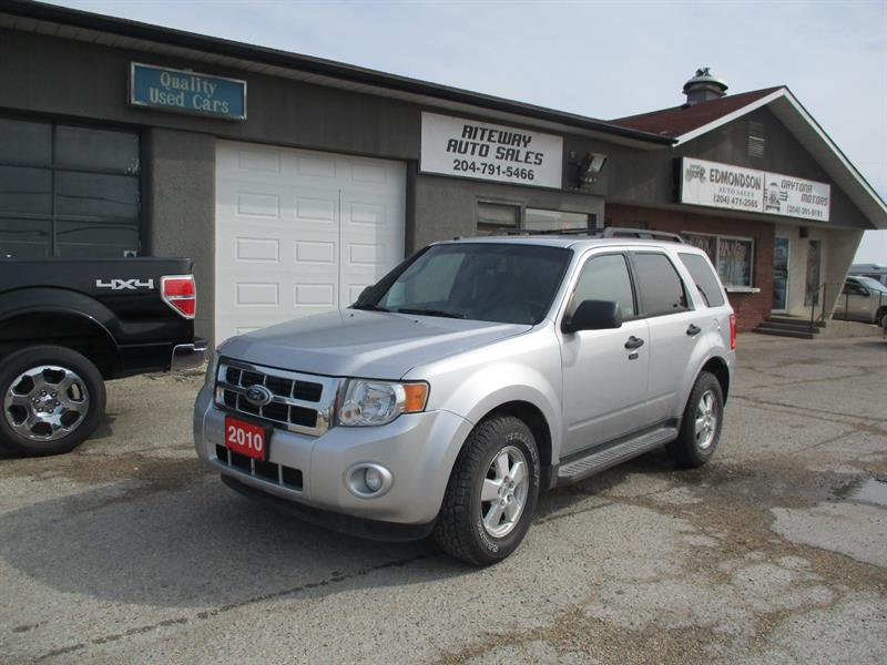 2010 Ford Escape 4WD 4dr V6 Auto XLT #2104