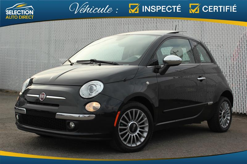 Fiat 500 2013 Lounge #S525094