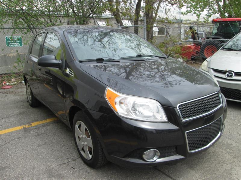 Chevrolet Aveo 2010  LS  #9-0523