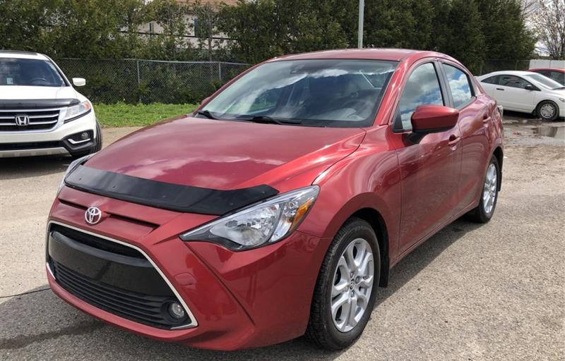 Toyota Yaris 2017 4dr Sdn PREMIUN