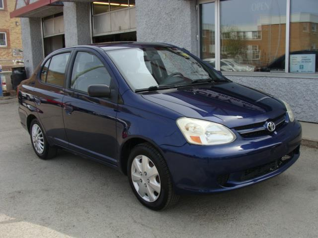 2004 Toyota Echo #1715