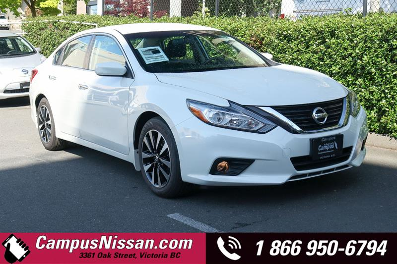 2018 Nissan Altima | 2.5 SV | FWD w/ Remote Start #JN3236