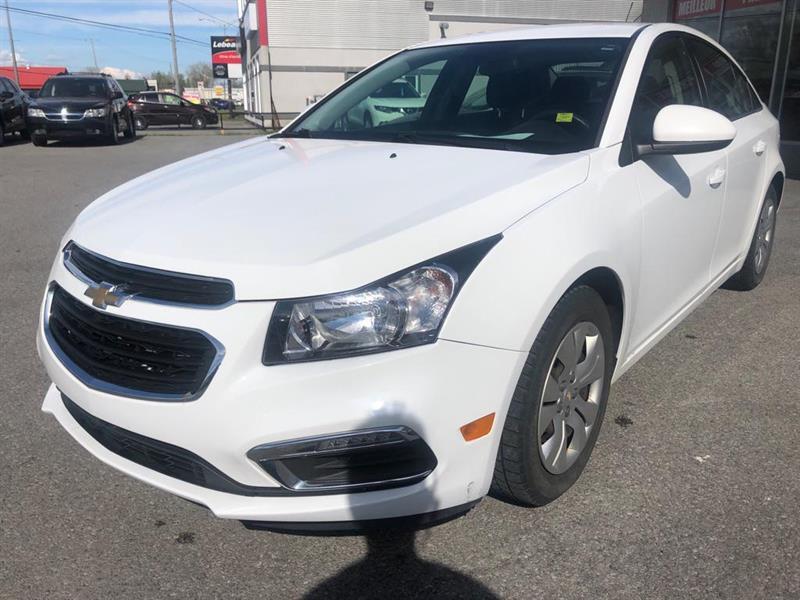 Chevrolet Cruze Limited 2016 LT #Avenir