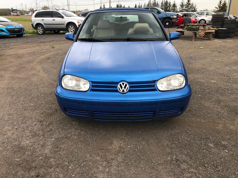 Volkswagen Cabrio 2000 2dr Conv GLS 5146036544