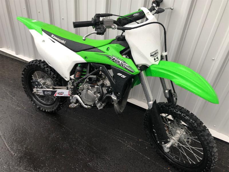 Kawasaki KX 85 2015