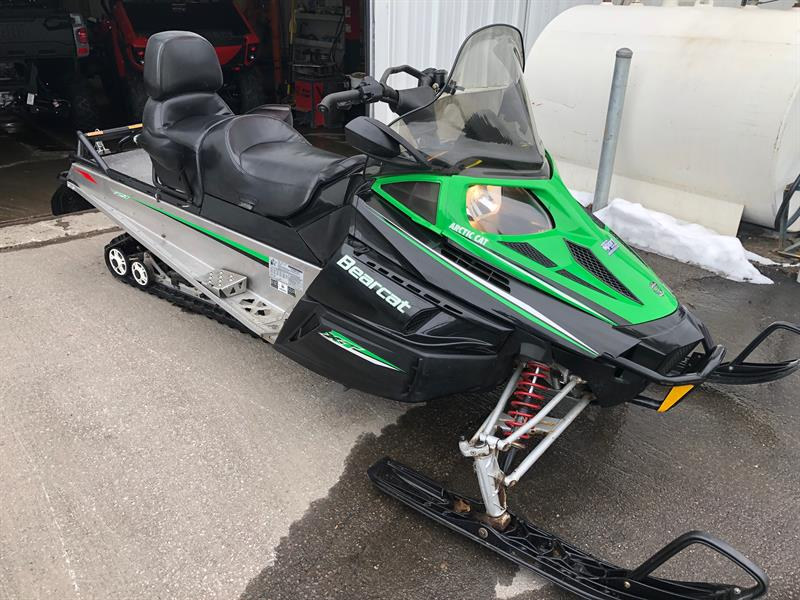 2012 Arctic Cat BEARCAT 1100 XT