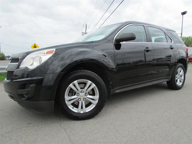 Chevrolet Equinox 2010 AWD LS A/C CRUISE MAGS!!! #4481