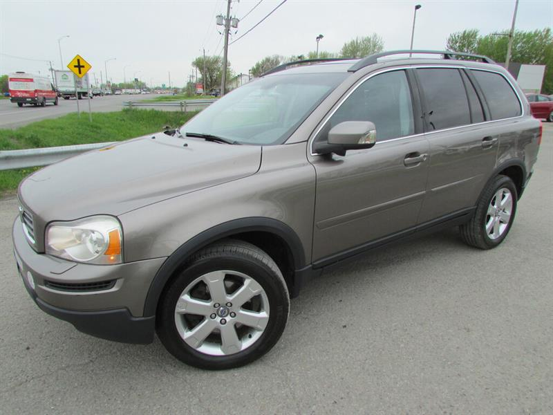 Volvo XC90 2010 AWD I6 7 PASSAGERS TOIT OUVRANT!! #4490