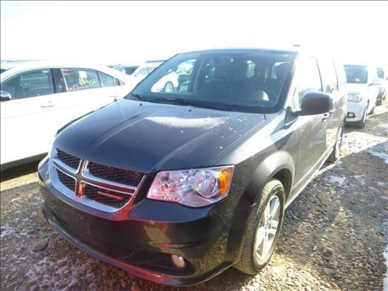2018 Dodge Grand Caravan Crew Plus *Htd Lthr/Navi/Backup Cam/V6 #23932