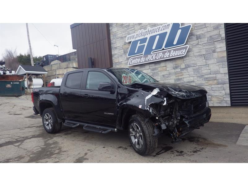 Chevrolet Colorado 2016 2016 Chevrolet Colorado - 4WD Crew Cab 140.5  Z71 #19-9328-16