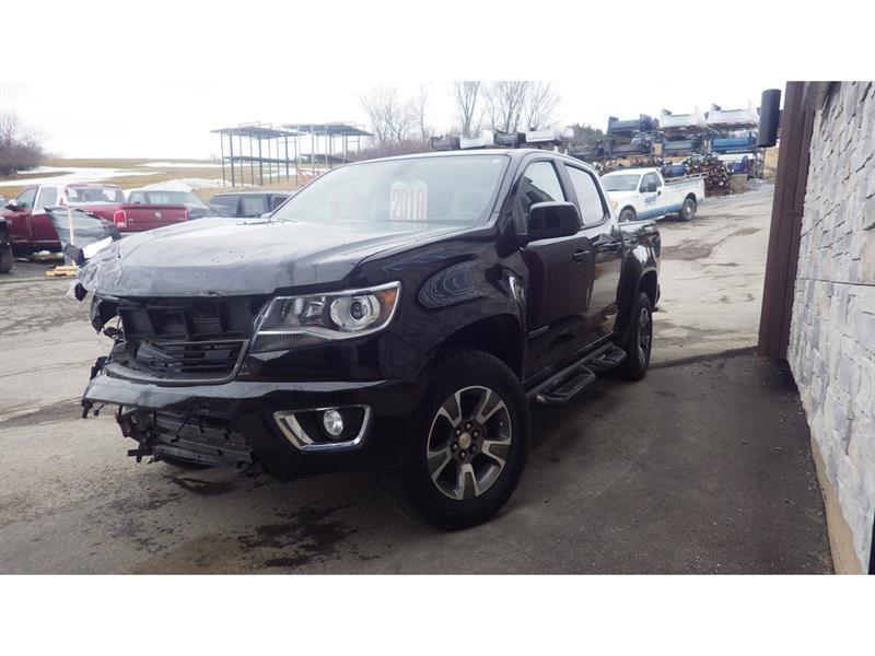 2016 Chevrolet Colorado 2016 Chevrolet Colorado - 4WD Crew