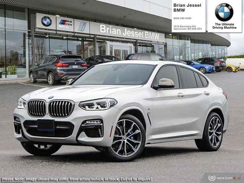 2019 BMW X4 M40i Sports Activity #4519RX10857607