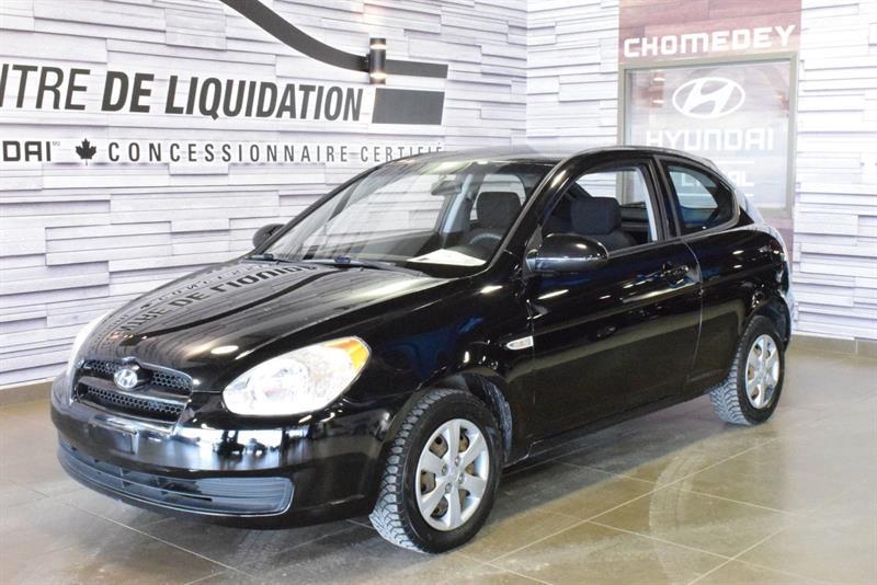 Hyundai Accent 2009 GL GR.ELECT+A/C #190577A