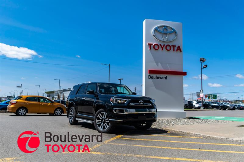 Toyota 4Runner 2018 * LIMITED 5 OCCUPANTS * #530099