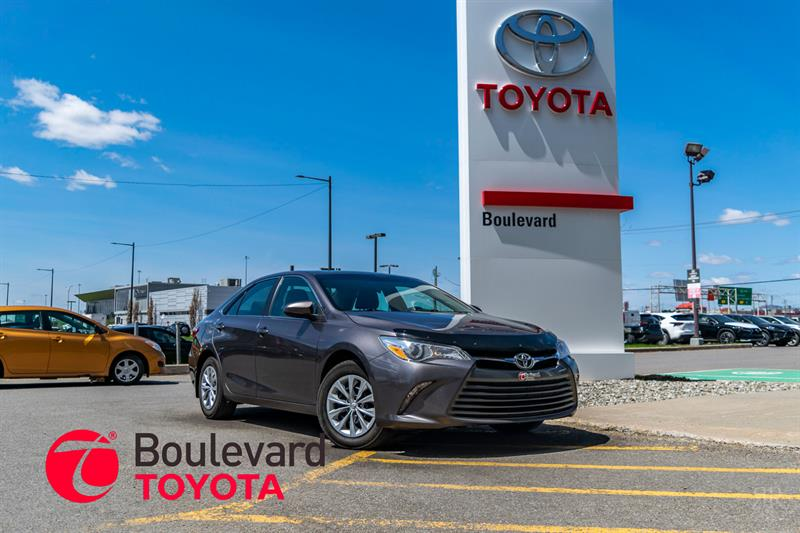 Toyota Camry 2015 * LE * #85518A