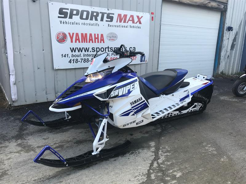 2016 Yamaha SRViper X-TX
