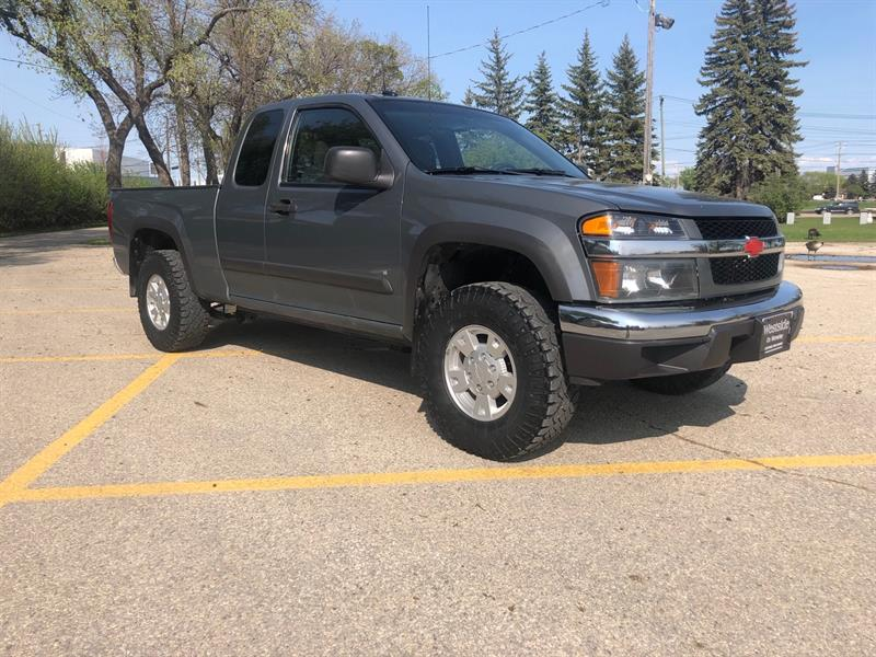 2008 Chevrolet Colorado LS #9903.0