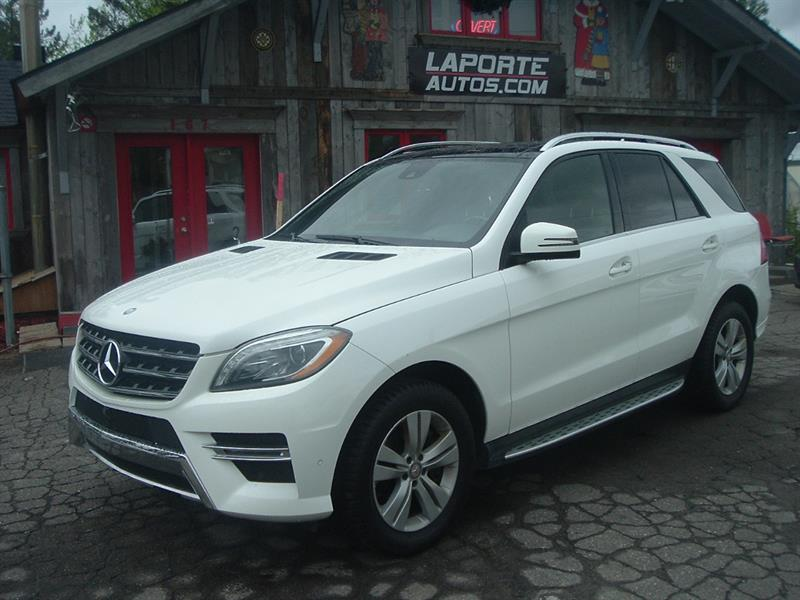 Mercedes-Benz ML 350 2015 bluetec #1623