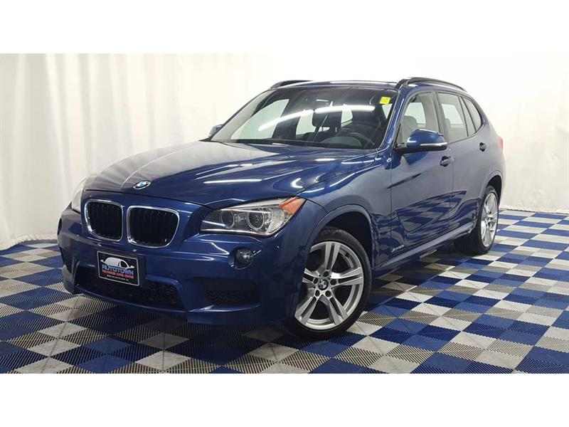 2015 BMW X1 *RARE!* M-SPORT PACKAGE! ONE OWNER/NO ACCIDENT #LUX15BX26983