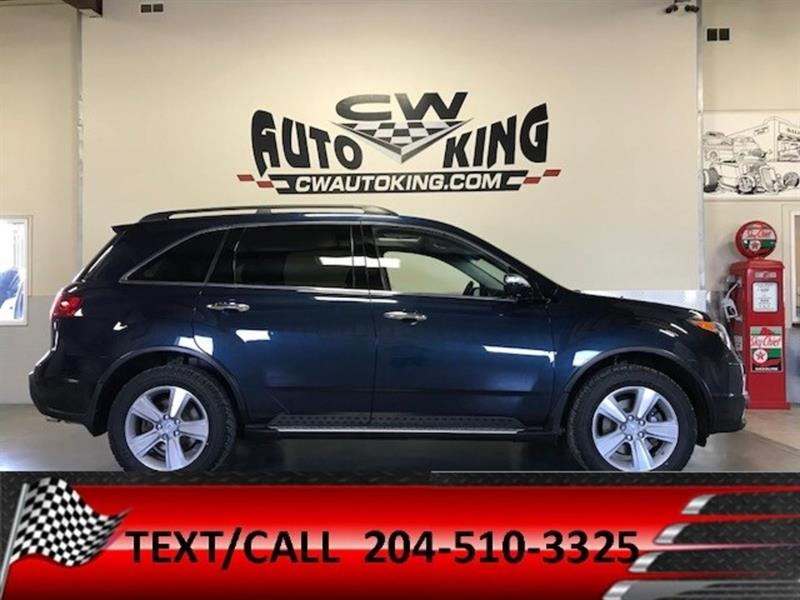 2012 Acura MDX Technology Package SH-AWD / 7-passanger / Finance #20042414