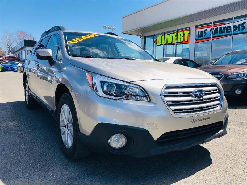 Subaru Outback 2016 2.5i Touring Package #15923a