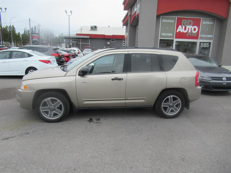 Jeep Compass 2009 4WD 4dr NOTRH