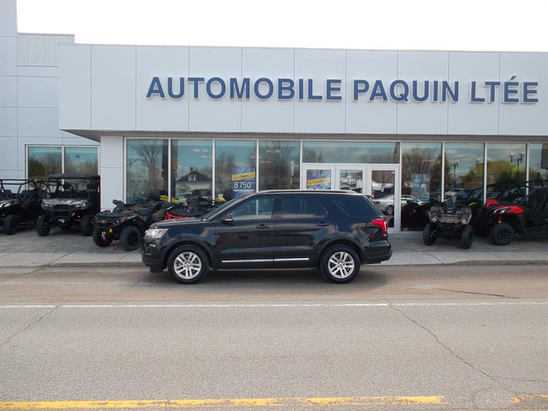 Ford Explorer 2018 XLT 4WD #48725a