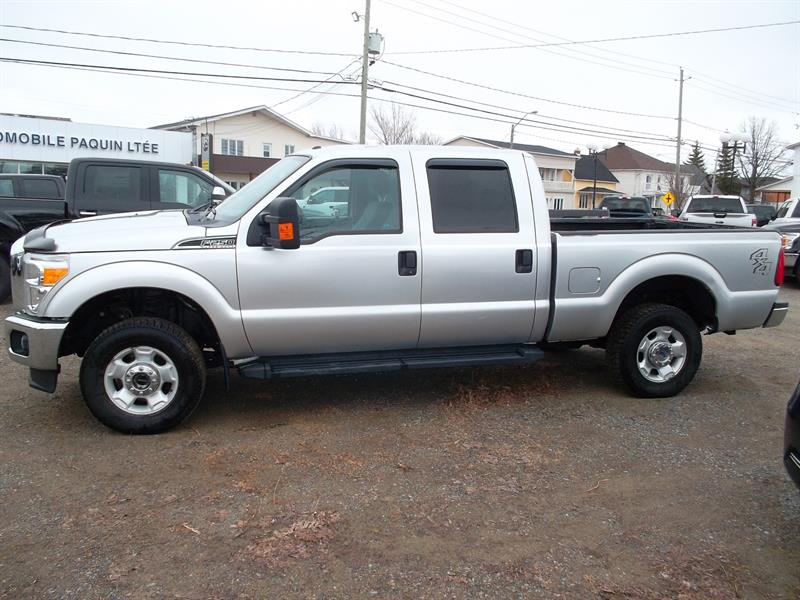 Ford Super Duty F-250 SRW 2016 4WD Crew Cab #39663B