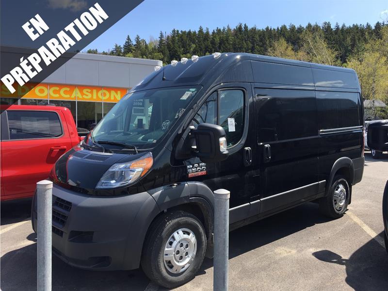 Ram ProMaster Cargo Van 2018