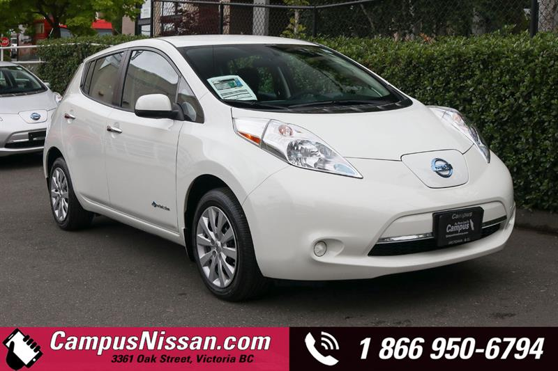 2017 Nissan Leaf   S   Quick-Charge & 30 kWh Battery #JN3254