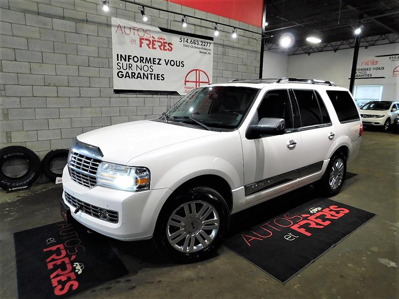 Lincoln Navigator 2011 4WD Ultimate #2842