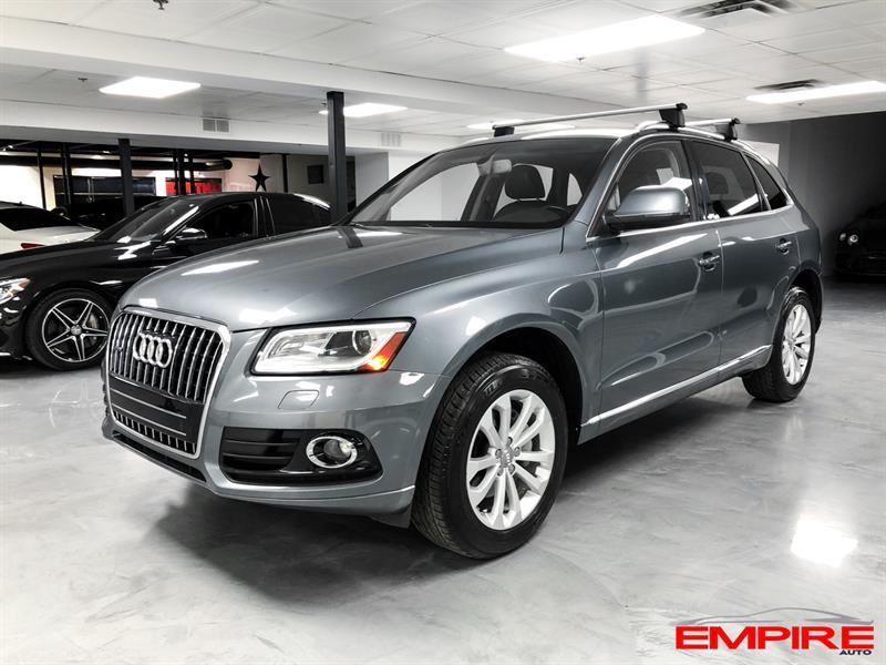 Audi Q5 2013 Quattro 2.0T Premium #SN472