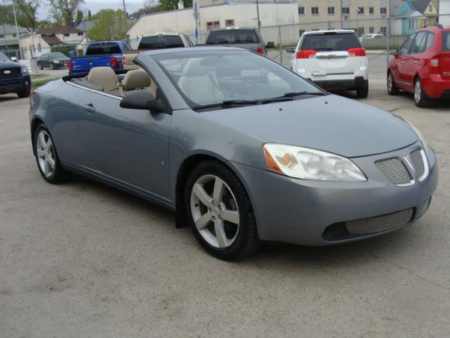 2007 Pontiac G6 G T  CONVERTABLE #1722