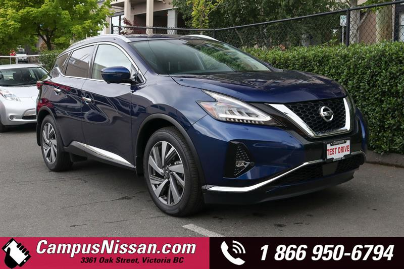 2019 Nissan Murano SL AWD w/ Leather & Moonroof #9-Q146
