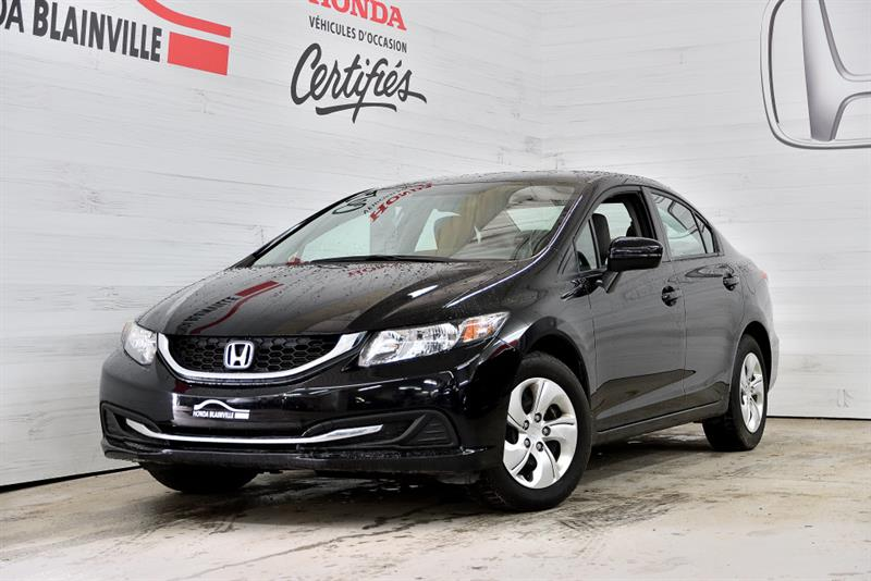 Honda Civic Berline 2014 LX #U-1746