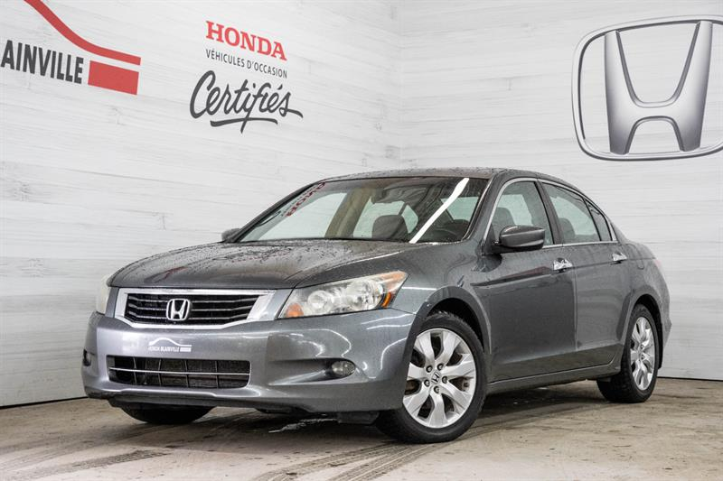 Honda Accord Berline 2009 EX-L V6 #190734A
