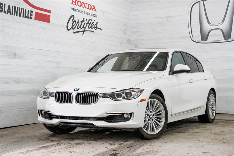 BMW 3 Series 2015 328 IX AWD #U-1680