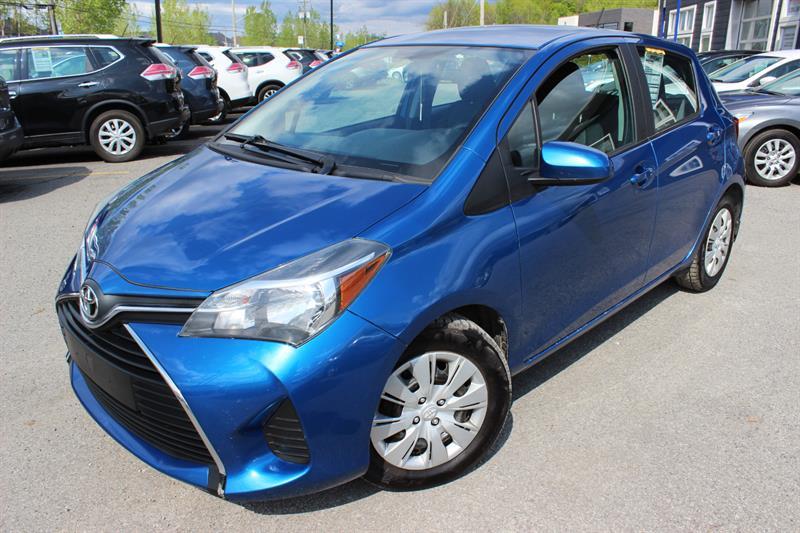 Toyota Yaris 2015 LE #4958