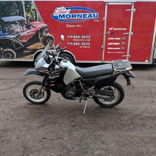 Kawasaki KLR650 2008